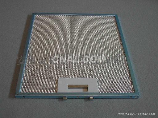 washable aluminium grease filter
