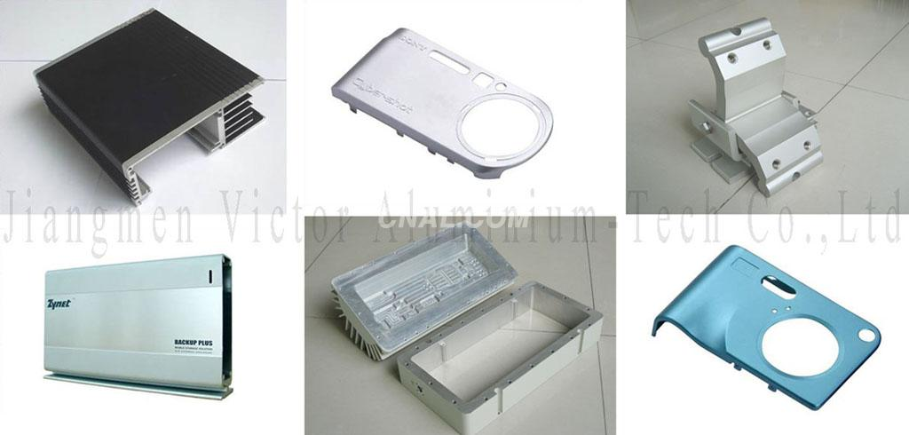 Enclosure for electronic products 02