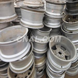 Aluminium Scrap Wheel Hub