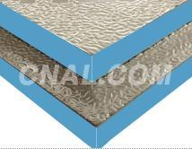 Plain And Embossed Aluminium Foil For Heat Insulating Material