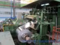 Aluminum plate cold rolling mill
