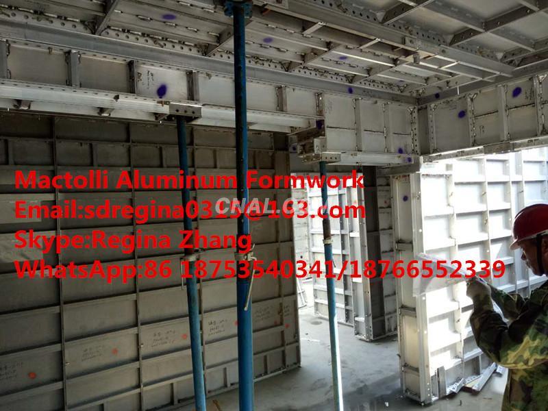 Construction Aluminum Formwork System