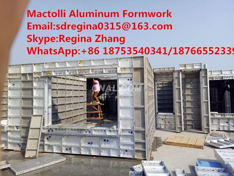 aluminum formwork system/concrete formwork system/competitive price