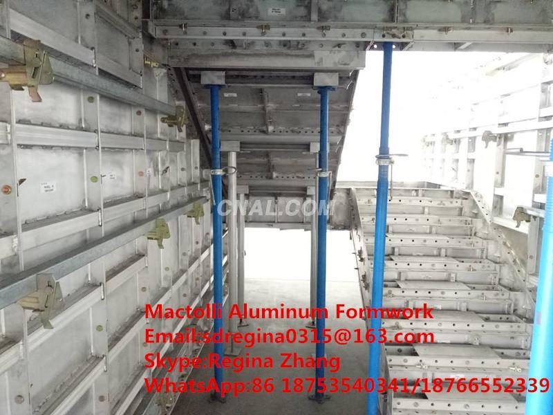 aluminum scaffold, aluminum beam