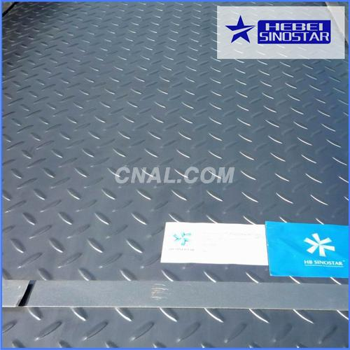 Hot Rolled Chequered Steel Sheets