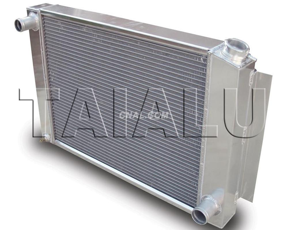 High Frequency Welded Auto Intercooler Aluminum Tube