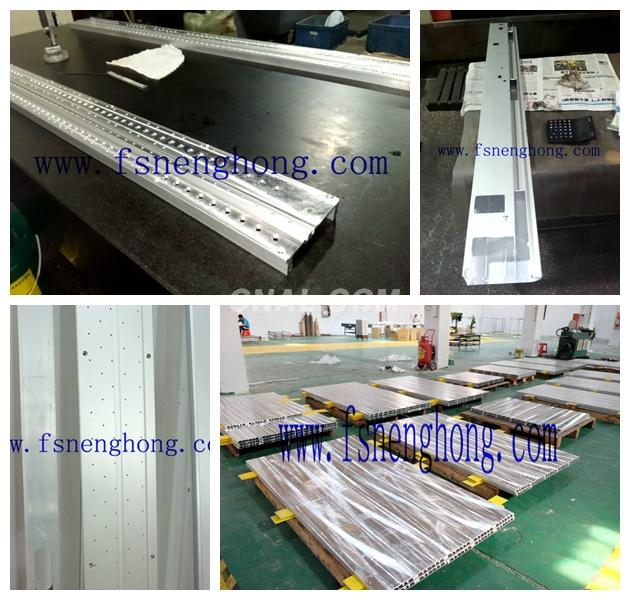 High precision CNC machining aluminum accessories