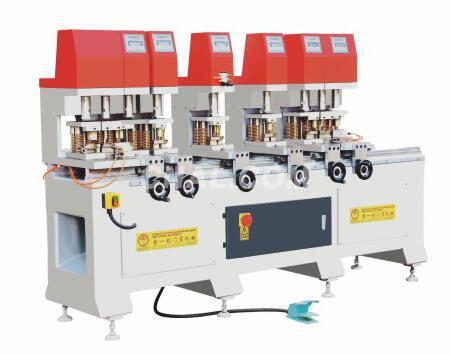 KE-173E/9  Hydraulic long press (solar frame only)