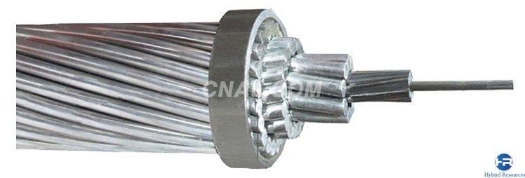 aluminum conductor steel reinforced( DIN48204)