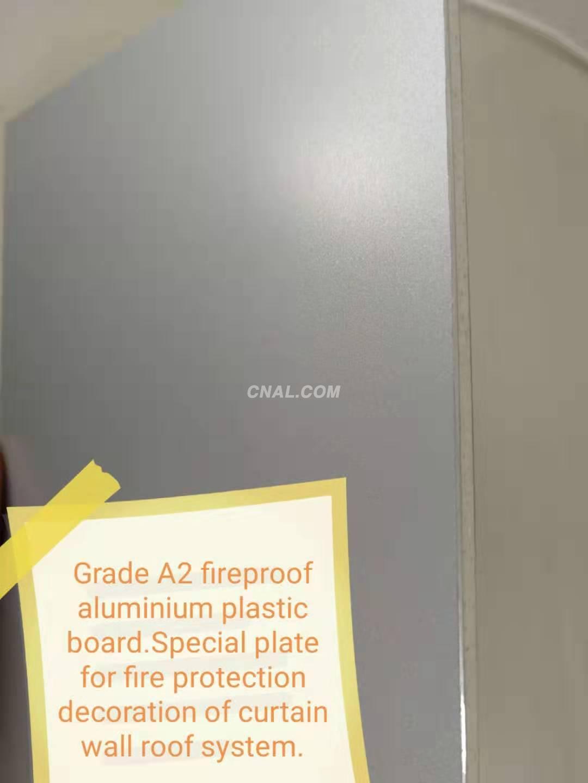 Aluminium-plastic panel /Fireproof aluminium-plastic composite board