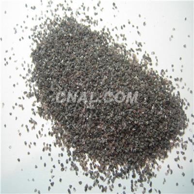 Brown Fused Alumina / Brown Corundum Grains For lapping & Micro-application