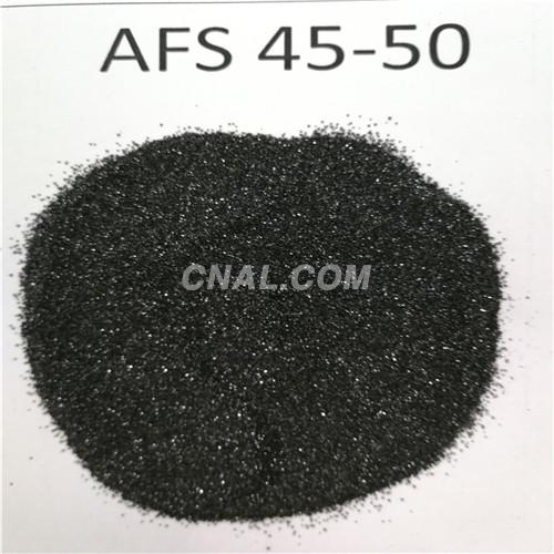 South Africa chromite sand for foundry/46%Cr2O3 casting Chromite sand Price