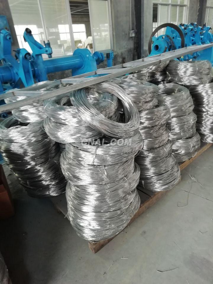 Rivet aluminum single line