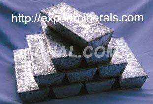 Aluminium Ingot 99.7%