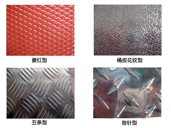 Aluminum, decorative pattern aluminum, aluminum alloy, 6061 aluminum plate----jinanzhongfu