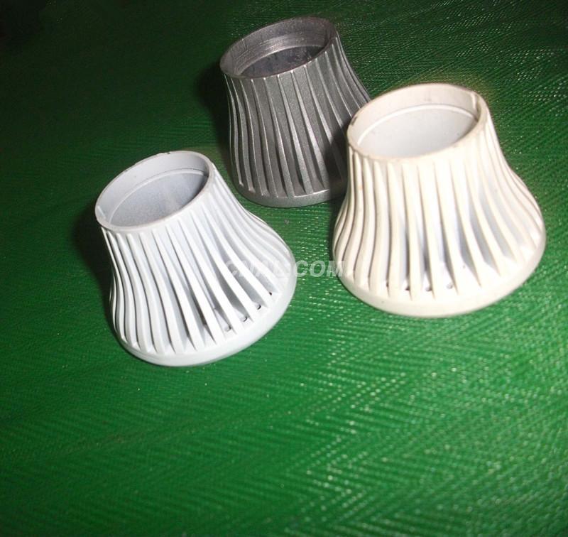 Aluminium alloy die casting, Casting die,LED aluminum casting light cup