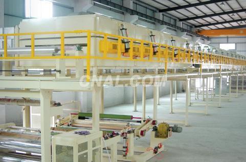 BOPP coating machine (CD 0103-01)
