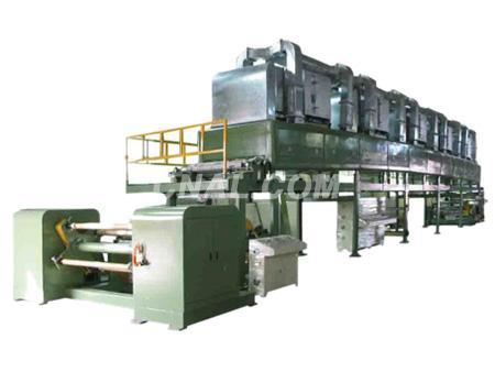 PE, PET, foam coating machine (CD 0102-03)