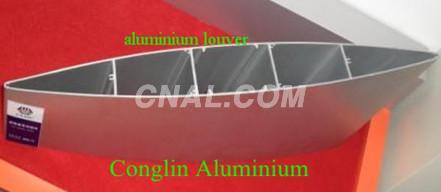 aluminium louver for construction