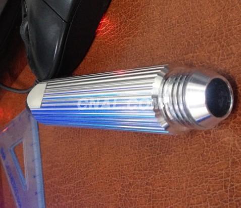 Seamless aluminium tube