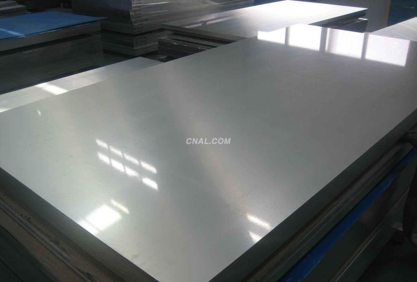 polished Aluminium mirror sheet