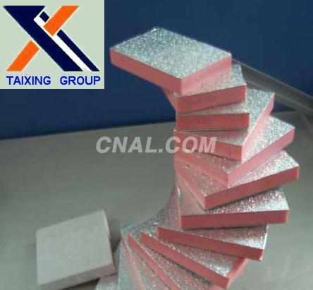 Plain And Embossed Aluminium Foil For Heat Insulating Material