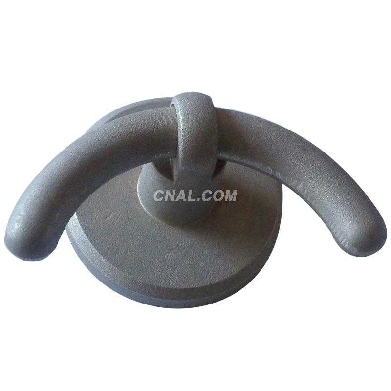 Gravity casting spare parts