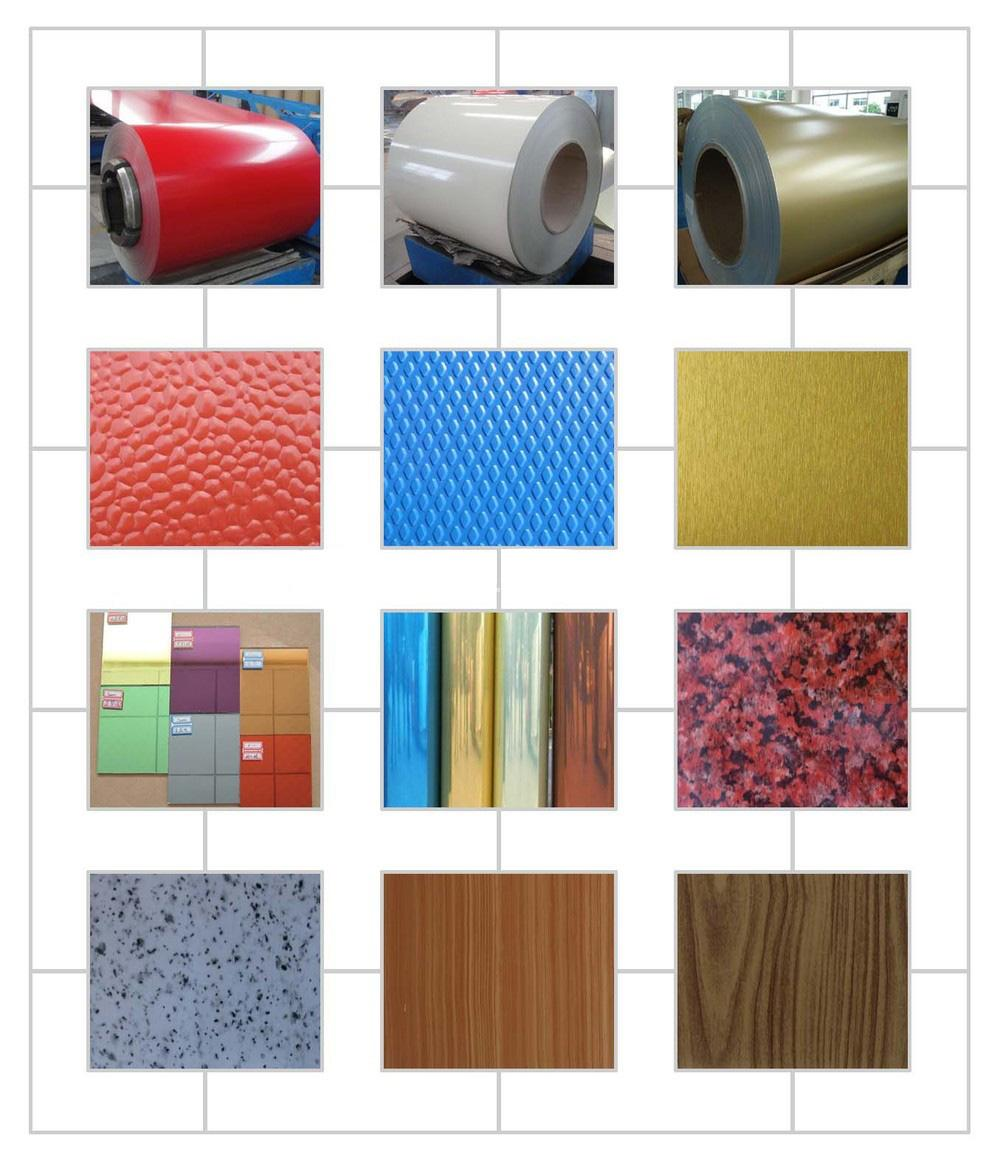 PVDF Aluminum Composite Panel.