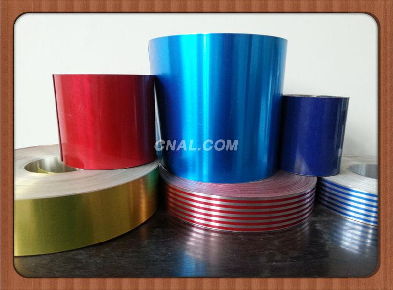 8011 Alloy Aluminum Strip For Pharma Vial Seals Material With Thickness 0.17mm-0.23mm
