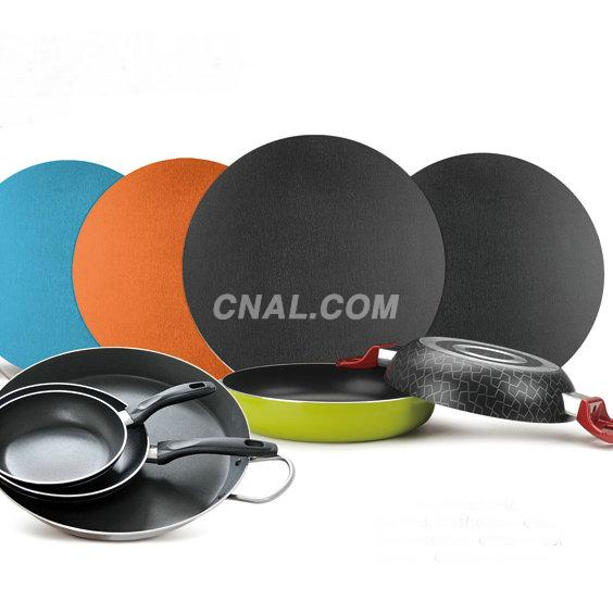 Aluminum circle for cookware