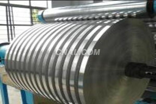 pipe aluminum strip