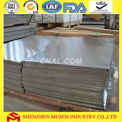 china manufacturer aluminum sheet alloy  5754 for general purposes