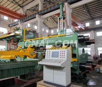 aluminium extrusion press 1400T