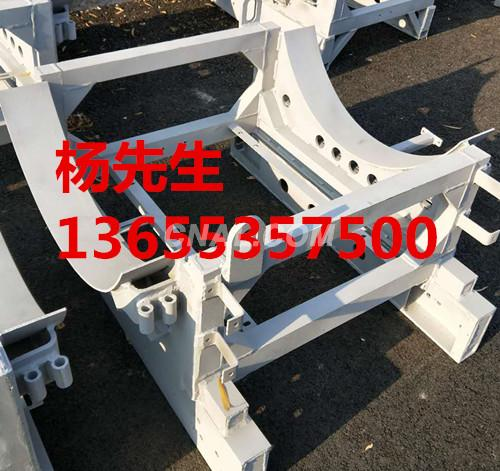 LNG aluminum frame aluminum bracket welding