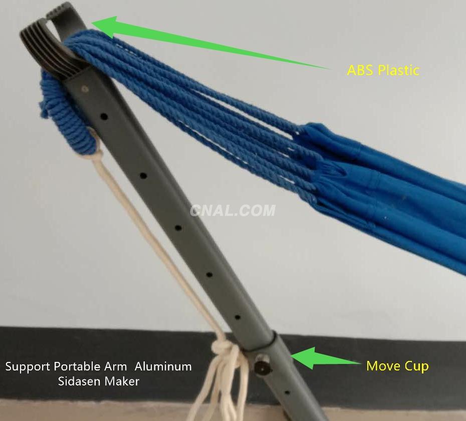 full aluminum for hammock support portable